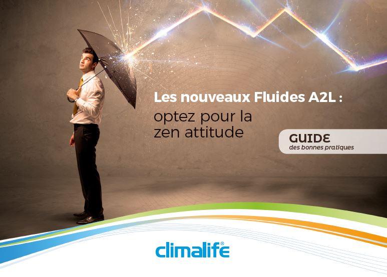Guide des bonnes pratiques fluides A2L