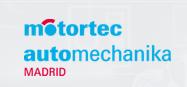 Motortec Madrid, del 13 al 16 de marzo de 2019