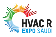 HVAC R Expo Saudi from 28 to 30 January 2019